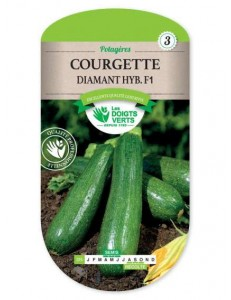 Courgette DIAMANT HYB.F1