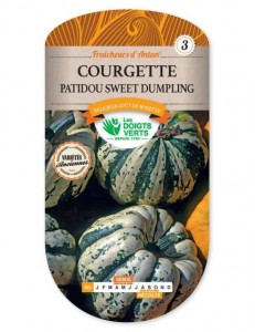 Courgette PATIDOU SWEET DUMPLING