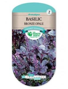 Basilic BRONZE OPALE