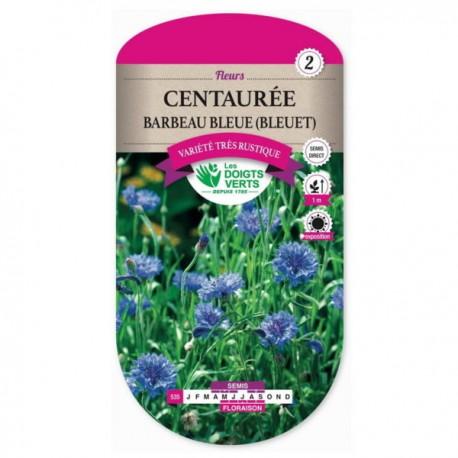 Centaurée BARBEAU BLEUE (BLEUET)