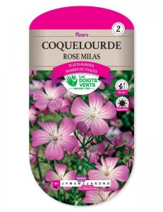 Coquelourde ROSE MILAS