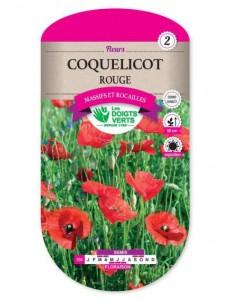 Coquelicot ROUGE
