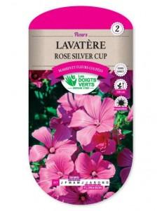 Lavatère ROSE SILVER CUP