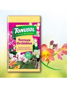 Terreau Orchidées 5L