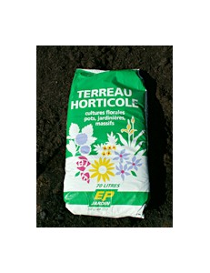 Terreau horticole 20L