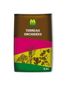 Terreau Orchidées 2.5L