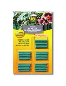 Engrais Plantes d'Appartements et Orchidées bâtonnets