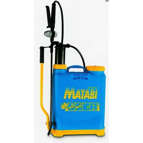 Pulvérisateur à pression préalable à dos 12L