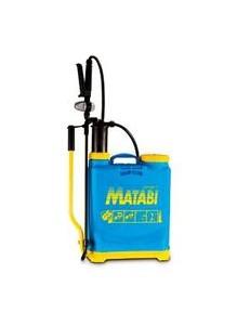 Pulvérisateur à pression préalable électrique à dos 18L