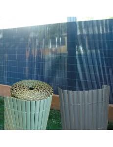 Cannisse plastique verte simpla face 1.20m X 5m
