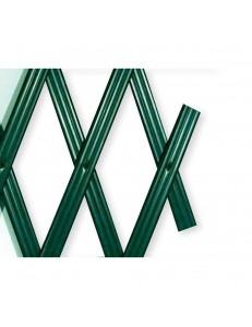 Treillage plastique vert 2m X 1m