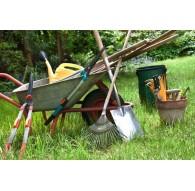 Outillages pour jardin
